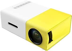 Portable Mini Projector Full HD Home Media Player Cinema Theater DVD HDMI USB AV LED 60