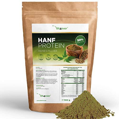 Vit4ever -  ® Hanfprotein