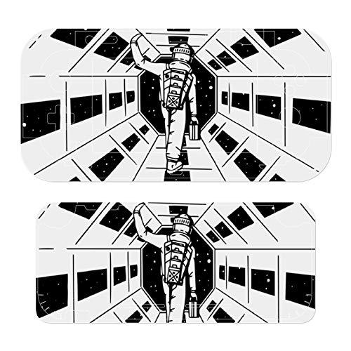 2001 A Space Odyssey 2001年宇宙の旅 Switch スイッチ用 シール ステッカー 高級感 抜群 スキン 高級感のある手触り おしゃれ 全面保護 ドレスアップ キズ防止 丈夫で長持ち 繰り返し使用可能