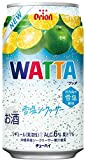 WATTA(ワッタ) 雪塩シークワーサー 6% 350ml×24本