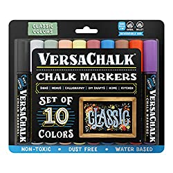liquid chalk to use on slate chalkboards and craft labels