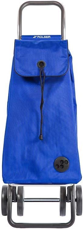 Carro Rolser I-Max MF 4 Ruedas Plegable - Azul