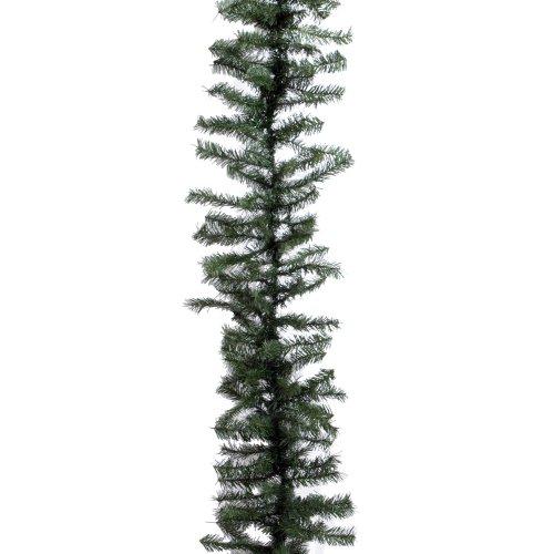 Vickerman 100' x 8' Unlit Canadian Pine Garland