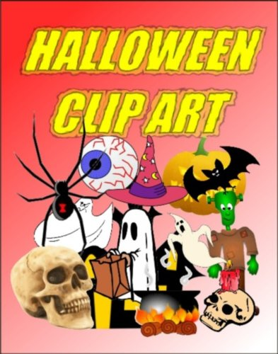 Halloween Clip Art (English Edition)