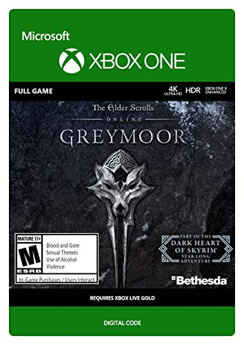 The Elder Scrolls Online Greymoor - Xbox One [Digital Code]