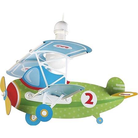 Dalber Baby Plane Avion Vert