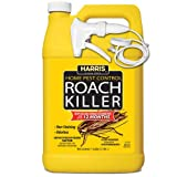 HARRIS Roach Killer, Liquid Spray with Odorless and Non-Staining 12-Month Extended...