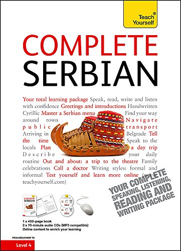 Compare Textbook Prices for Complete Serbian Beginner to Intermediate Course: Learn to read, write, speak and understand a new language Teach Yourself 1 Edition ISBN 9781444102314 by Ribnikar, Vladislava,Norris, David