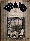 BRAVO [No 2] du 06/12/1929 - TOUS LES SPECTACLES PAR PANNETIER - RAMEL-CALS - AMIEL -...