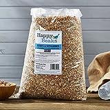 Happy Beaks Robin & Songbird Wild Bird Food No Mess Seed Mix (12.75kg) High Energy Premium Feed For Wild Birds