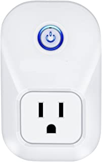 Alexa Smart Plug Wi-Fi Kaito No Hub Required Wireless Timing Smart Socket Remote Control your Devices for Smart Home Compatible with Alexa Echo Dot, Echo Tape and Amazon Echo