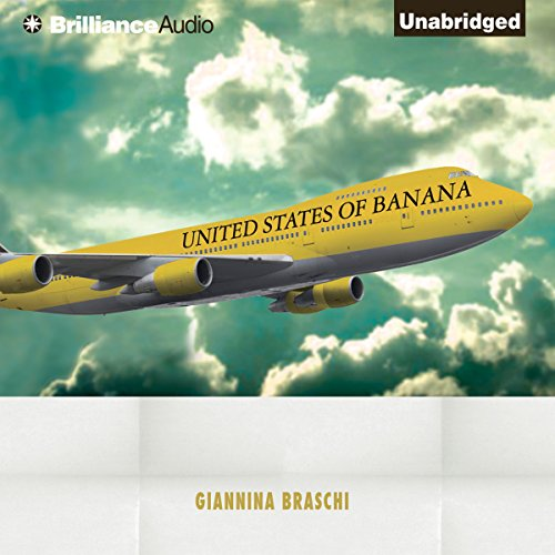 United States of Banana audiobook cover art