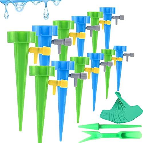 24 Stück Automatisch Bewässerung Set, Tropfbewässerung,Bewässerungssystem für den Innen- und Außenbereich