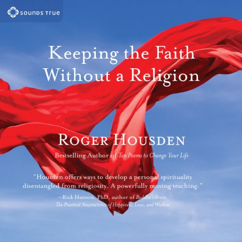 Keeping the Faith Without a Religion audiobook cover art