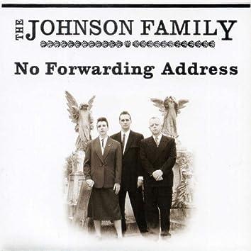 No Forwarding Address