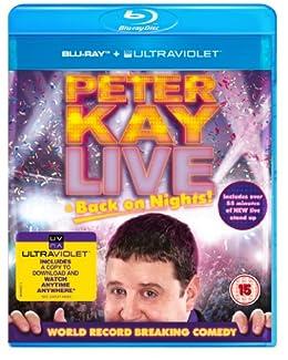Peter Kay - Live & Back On Nights