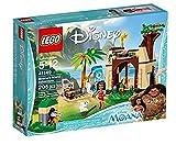 LEGO- Disney Princess Oceania Set Costruzioni l'Avventura sull'Isola di Vaiana, Multicolore, 41149