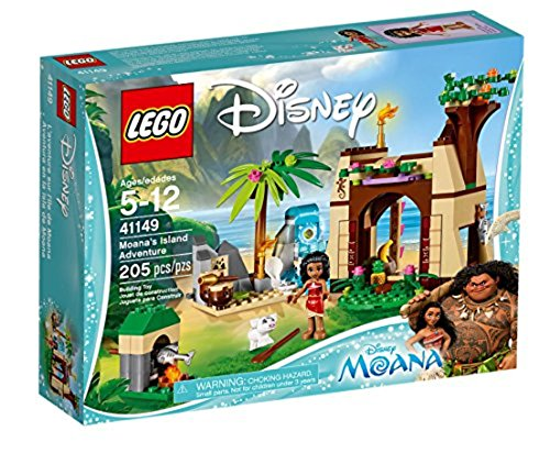 LEGO - 41149 - Disney Princess - Jeu de Construction - L'aventure Sur...