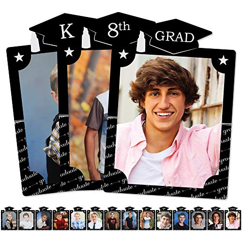 graduation photo display - 1