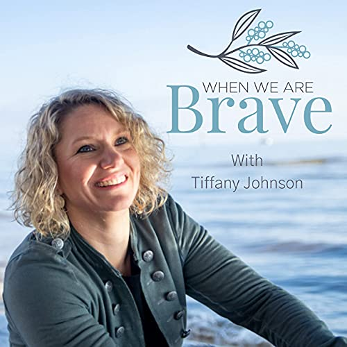 When we are BRAVE cover art