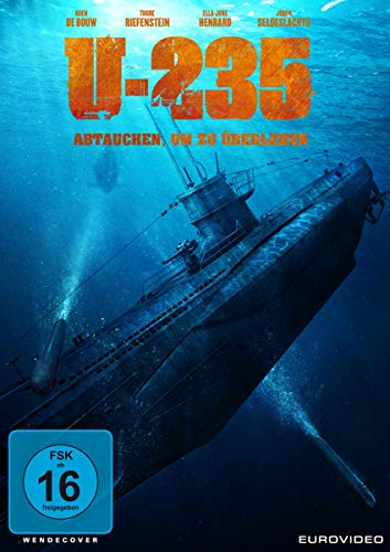 U-235 - Abtauchen, um zu überleben