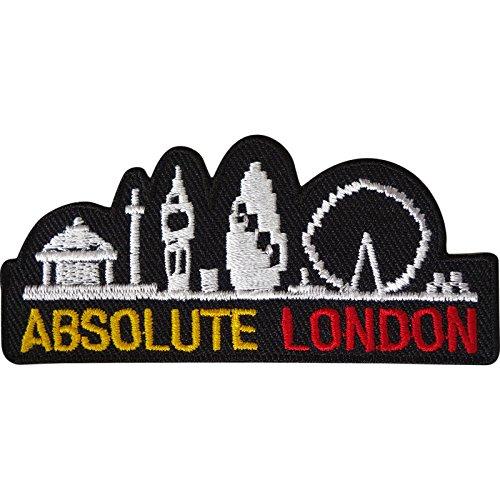 Parche Londres coser Reino Unido bordado insignia