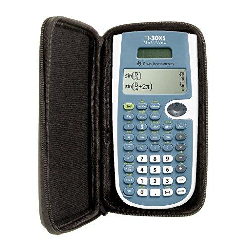 Schutztasche fur Taschenrechner von Texas Instruments fur Modell TI 30 XS MV