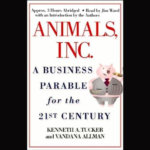 Animals, Inc. cover art