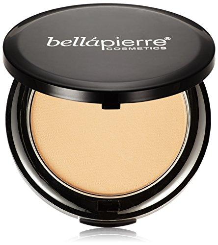 Bellapierre Cosmetics, Fondotinta minerale compatto, 10g, Ivory