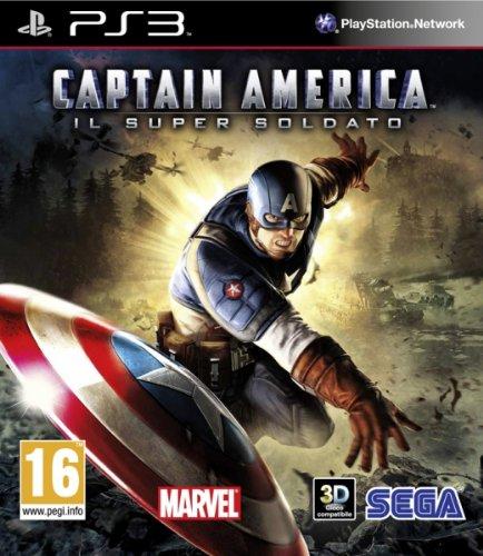 Captain America: Super Soldier (PS3) [Edizione: Regno Unito]
