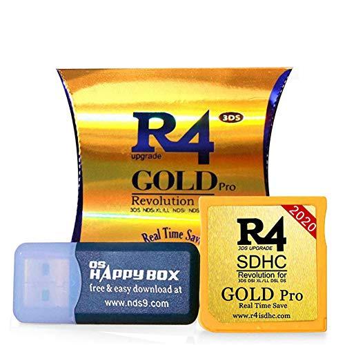 Gold- und USB-Adapter für DS Lite/DS Phat/DSi XL/DSi / 3DS XL / 3DS / 2DS