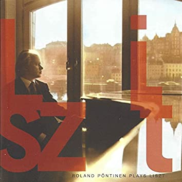Roland Pöntinen Plays Liszt