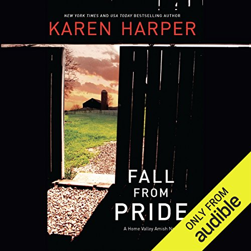 Fall from Pride audiobook cover art
