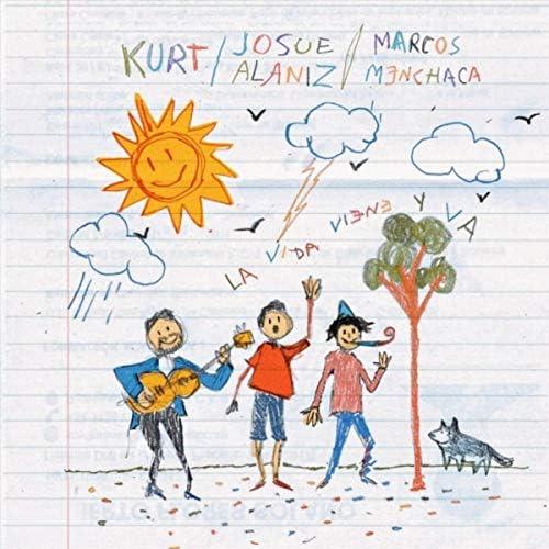 Josue Alaniz, Kurt & Marcos Menchaca