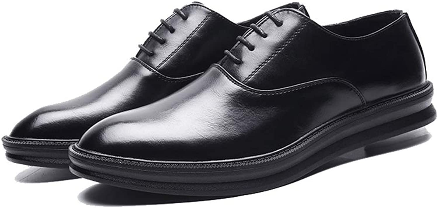 Men's Oxford Casual Comfort Classic Low Top Soft Outsole Formal shoes Cricket shoes