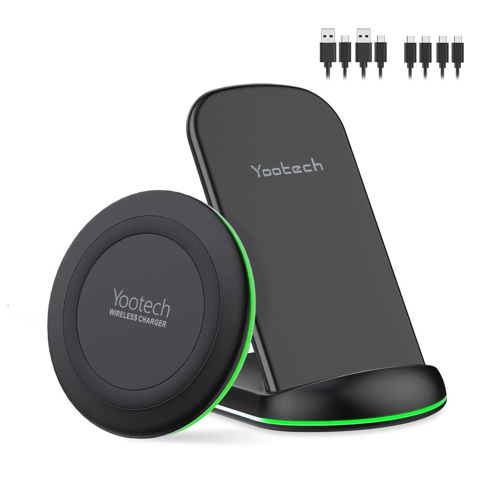 Yootech Wireless Charging Qi Certified Compatible
