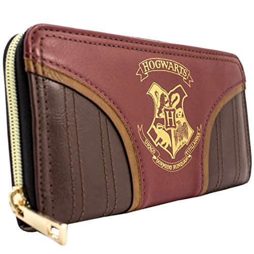 Harry Potter Hogwarts Mannschaft Quidditch Rot Portemonnaie Geldbörse