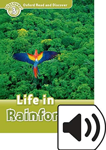 Oxford Read and Discover 3. Life in Rainforests MP3 Pack