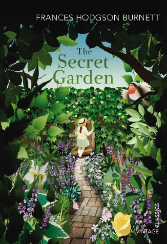 The Secret Garden (Vintage Childrens Classics) (English Edition ...