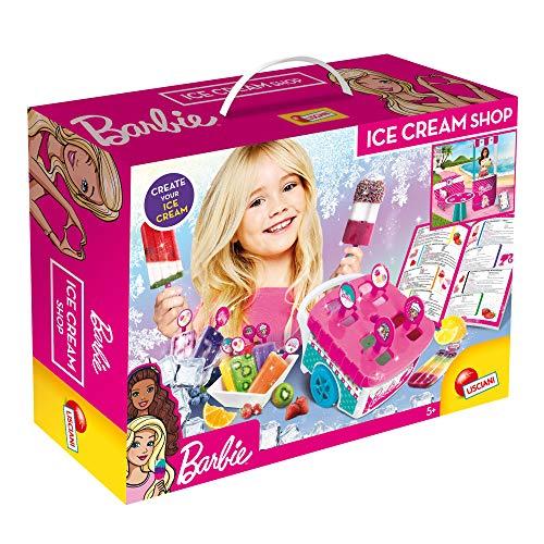 Lisciani Giochi 73184 Barbie Macchina Crea Ghiaccioli
