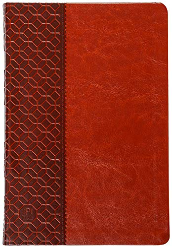 The Passion Translation New Testament (2020 Edition) Large Print Brown: With Psalms, Proverbs, and Song of Songs (Faux Leather) – A Perfect Gift for Confirmation, Holidays, and More