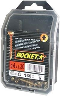 VYNEX VIS A BOIS ROCKET TF 4X20 X34 CP:2