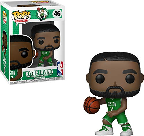 Funko 34434 Pop! Vinilo: NBA: Kyrie Irving, Multi
