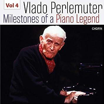 Milestones of a Piano Legend: Vlado Perlemuter, Vol. 4