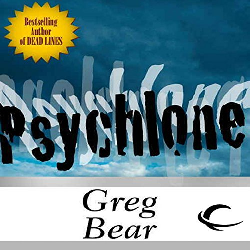 Psychlone audiobook cover art