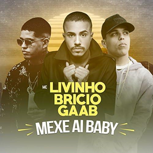 Mc Livinho feat. Gaab & BRICIO