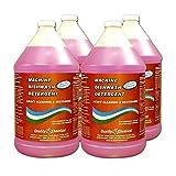 Commercial Industrial Grade Machine Dishwash Detergent - A premium grade detergent for low or high temp dishwash machines-4 gallon case