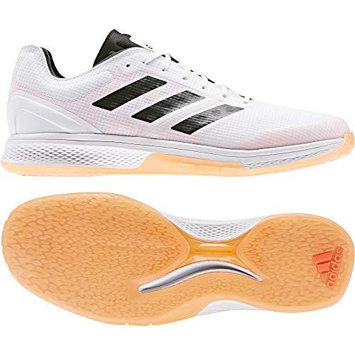 Adidas Counterblast Bounce, Zapatillas de Balonmano para Hombre, Multicolor (Ftwbla/Negbás/Narsol 000), 48 2/3 EU