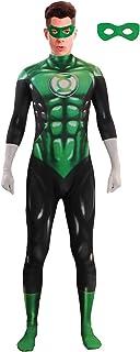 Halloween Superhero Costume Cosplay Men's Bodysuit...