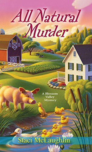 All Natural Murder by McLaughlin, Staci ebook deal